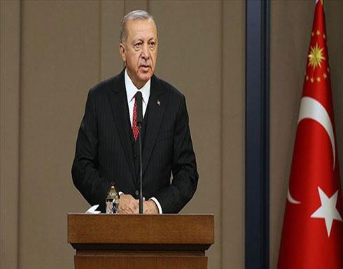 """أردوغان لأسرة الرضيع السوري الشهيد: دماء """"محمد"""" لن تذهب سدى"""