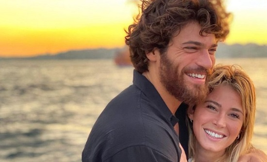 هل انفصل جان يامان وحبيبته ديليتا ليوتا ؟