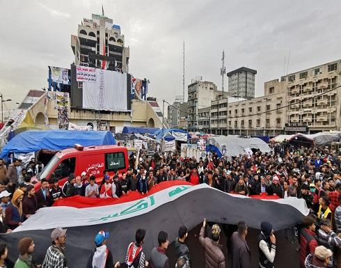 مليونية في العراق.. بدء توافد المحتجين إلى ساحة التحرير
