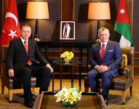 الملك يزور تركيا الأربعاء .. بدعوة من أردوغان