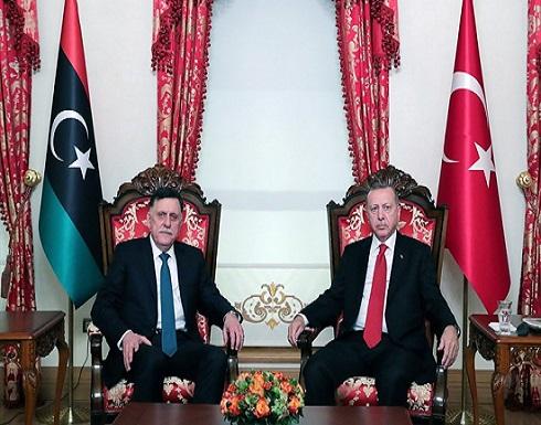 السراج بأنقرة للقاء أردوغان.. و3 ملفات ساخنة على الطاولة