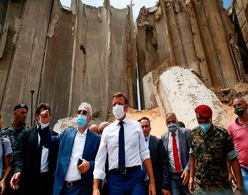 ماكرون في لبنان الاثنين للضغط لتشكيل حكومة جديدة ويحذر