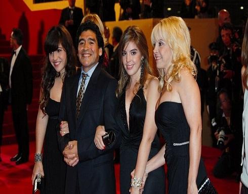 زوجته السابقة.. مارادونا تم اختطافه قبل إعلان وفاته