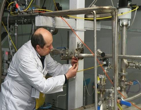 إيران ركبت أول سلسلة من أجهزة  الطرد المركزي المتطورة تحت الأرض