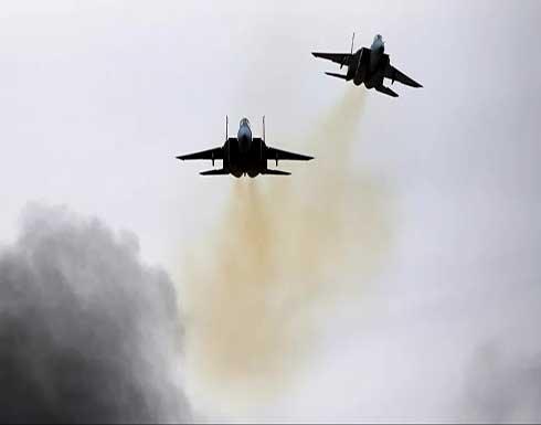الإحتلال : هاجمنا موقعا لإنتاج الأسلحة تابع لحماس ومنصة لإطلاق الصواريخ