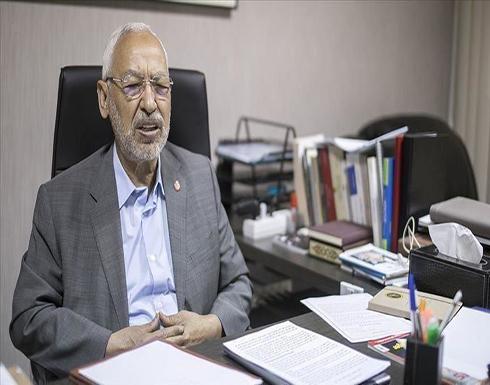 الغنوشي: ندعم تشكيل حكومة منتخبة وليس كفاءات