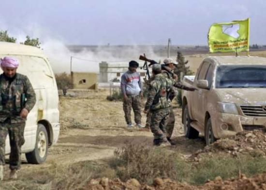 """قتلى وجرحى من قوات """"سوريا الديمقراطية"""" في ريف دير الزور الغربي"""