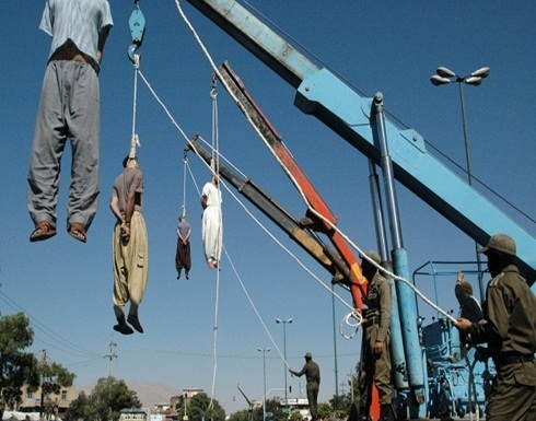 ألف شخص بانتظار  الإعدام  في سجن إيراني واحد