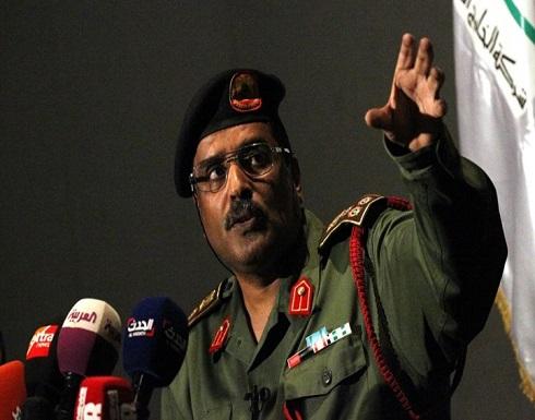 قوات حفتر تنفي عزمها شن هجمات غرب ليبيا