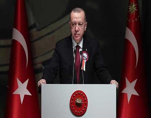 أردوغان: نجاحاتنا في ليبيا خلطت الأوراق إقليميا ودوليا