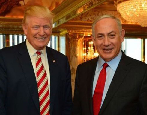 نتنياهو لترمب: تصريحك يضاهي تصريح بلفور