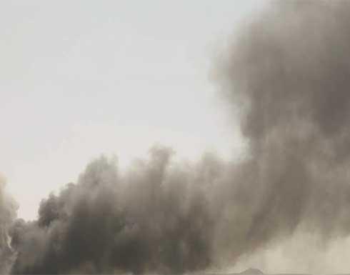 مقتل ثلاثة مدنيين في ضربة صاروخية لمدينة مأرب اليمنية