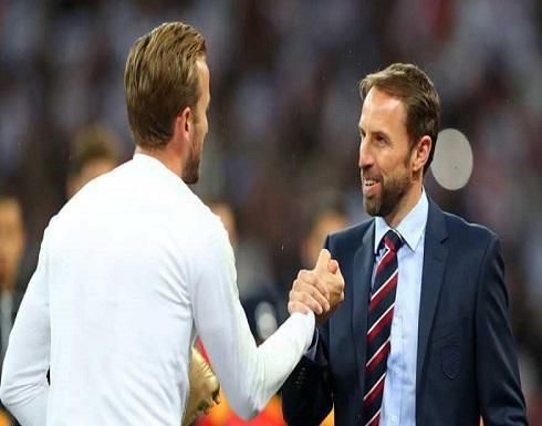 ساوثجيت يؤكد ضرورة تمسك إنجلترا بخطتها رغم الهزيمة