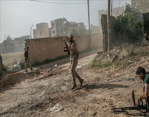 ليبيا.. مليشيا حفتر تخرق اتفاق وقف إطلاق النار في سرت