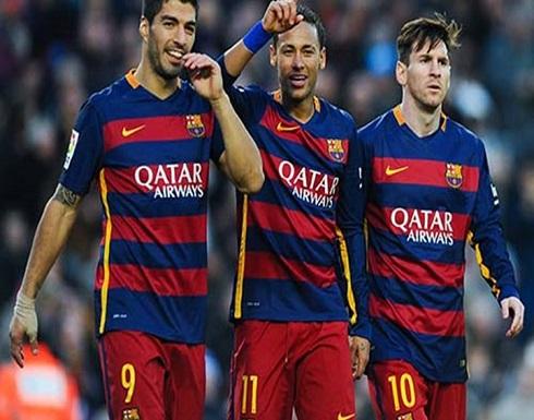 """سواريز يتحدث عن """"عودة نيمار إلى برشلونة"""""""