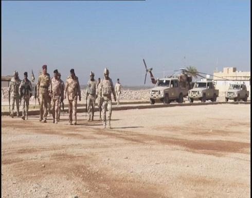 حريق امتد من سوريا إلى العراق.. والدفاع المدني العراقي يسيطر