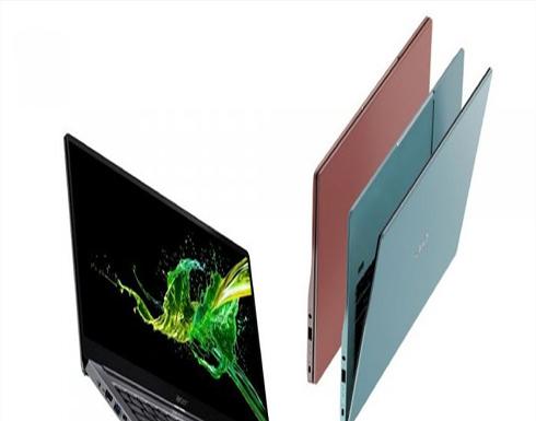آيسر تطلق أجهزة اللاب توب الجديدة من سلسلة Swift