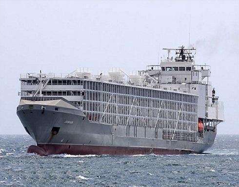 """""""الخليج للملاحة"""" تعلن فقدان إحدى سفنها وهي في طريقها إلى الصين"""