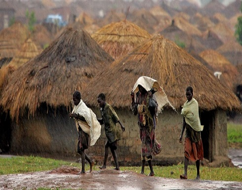 أوغندا: صاعقة تقتل 10 أطفال وتصيب 4 بجروح