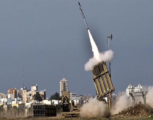 """الجيش الإسرائيلي ينشر """"القبة الحديدية"""" حول غزة"""