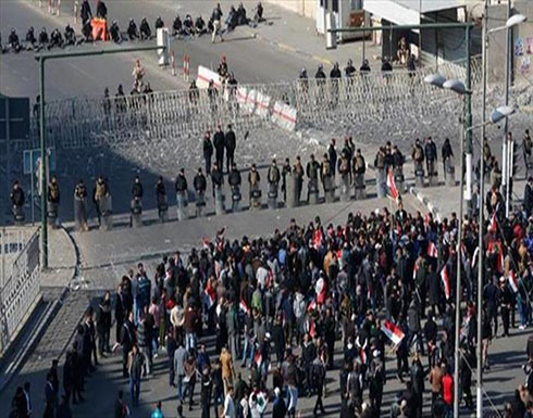العراق.. مفتي السُنة يمهل العبادي 30 يومًا لإنهاء معاناة المتظاهرين