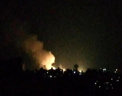 تفاصيل جديدة عن قصف إسرائيل لميليشيا إيران في سوريا