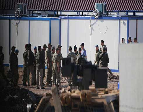 رئيس الأركان التركي يتفقد الوحدات العسكرية على الحدود مع سوريا