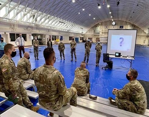 نفي أمريكي لوقوع إطلاق نار داخل قاعدة عسكرية قرب واشنطن