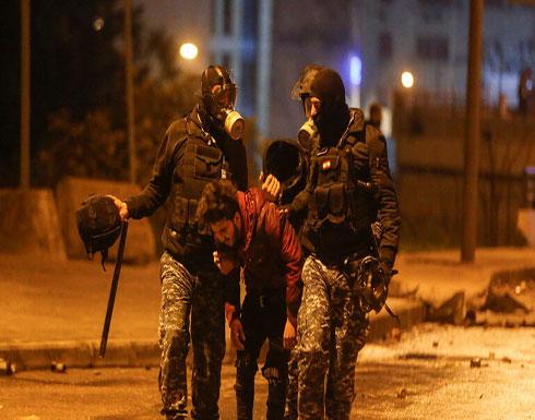 """صحفي أمريكي يبث فيديوهات مباشرة من بيروت لصالح """"هآرتس"""" والأمن يعتقله"""