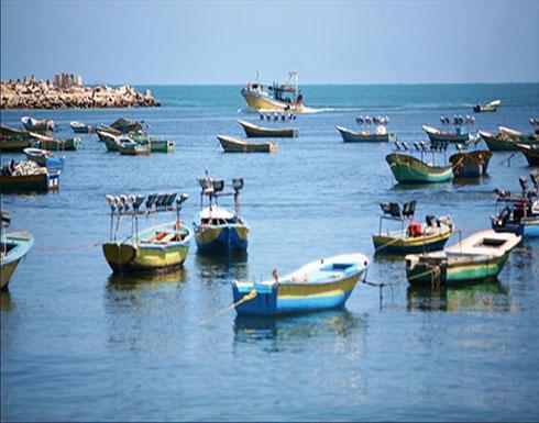 إسرائيل تقلص مساحة الصيد في بحر غزة إلى 3 أميال بحرية