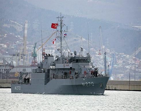 مناورات عسكرية تركية جوية وبحرية في المتوسط تحمل رسائل حربية من ليبيا إلى اليونان