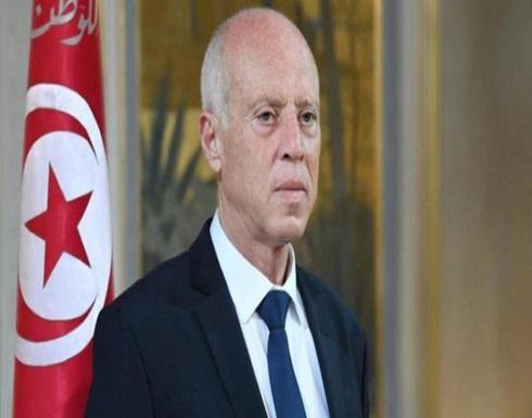 الرئيس التونسي: نرفض أي مساس بوحدة ليبيا وشعبها