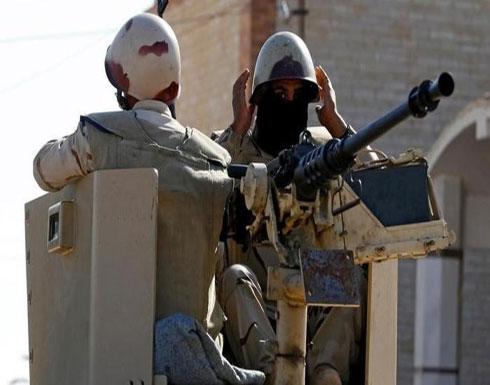مقتل 10 إرهابيين في تبادل لإطلاق النار مع الشرطة بسيناء