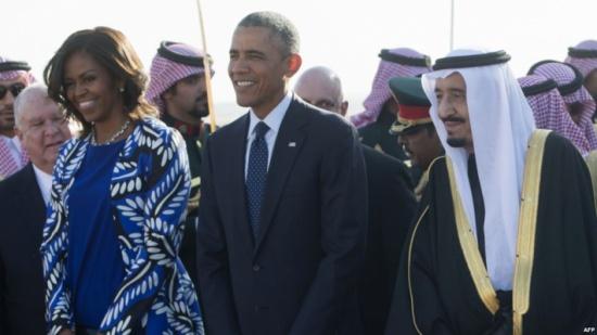 أبرز هدايا أوباما في 2015.. ماذا قدم السعوديون والإيرانيون؟