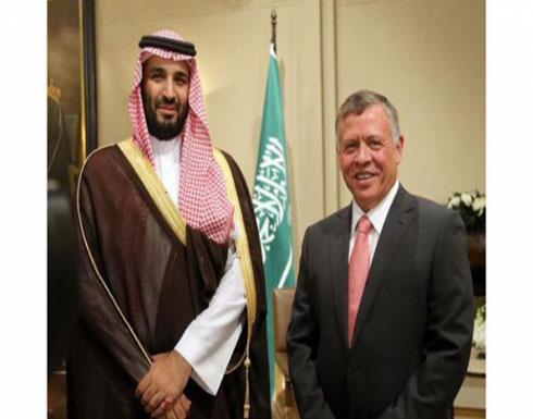 الأمير محمد بن سلمان يصل عمان الاثنين
