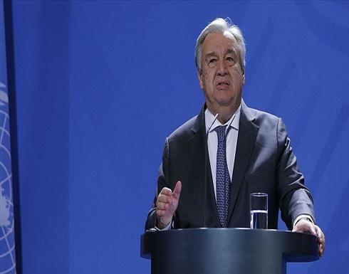 غوتيريش يدعو أذربيجان وأرمينيا لوقف القتال وبدء مفاوضات هادفة