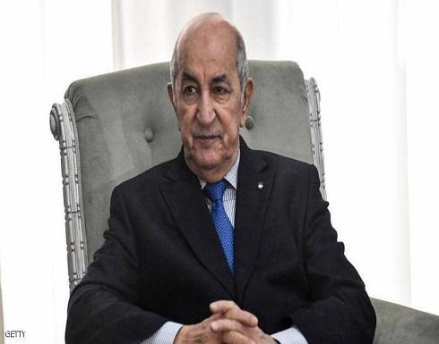 بيان بشأن الحالة الصحية للرئيس الجزائري عبد المجيد تبون