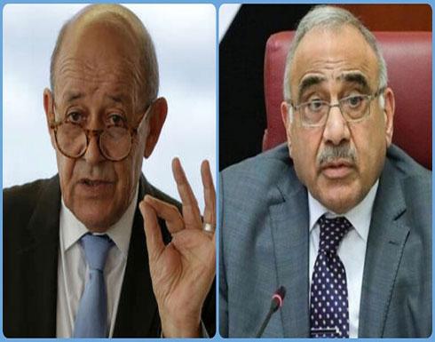 عبد المهدي : نعد مذكرة بالخطوات القانونية لتنفيذ قرار البرلمان طرد القوات الأجنبية