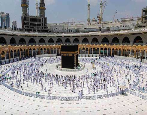 السعودية: 10 ملايين شخص أدوا العمرة منذ عودتها التدريجية