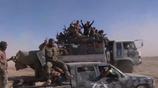 هجمات لتنظيم الدولة ضد الحشد بتل عفر