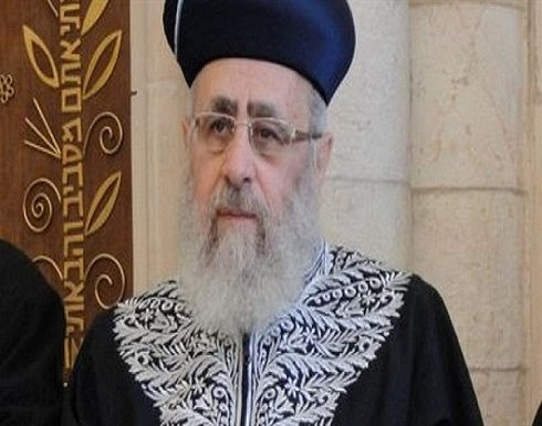 حاخام كبير في إسرائيل يدعو للهدوء بعد تقارير عن هجمات يهود على مواطنين عرب