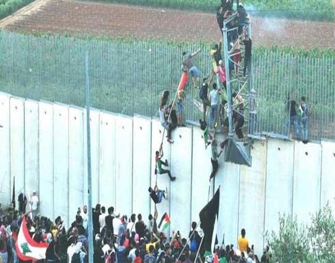 الجيش الإسرائيلي يطلق النار باتجاه أشخاص اقتربوا من السياج الامني مع لبنان