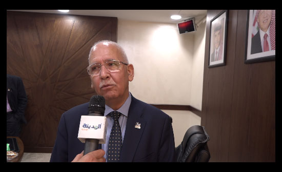 فيديو ..  نقيب المهندسين احمد الزعبي : نسعى لإعادة الاعتبار لدور البلدية التقليدي