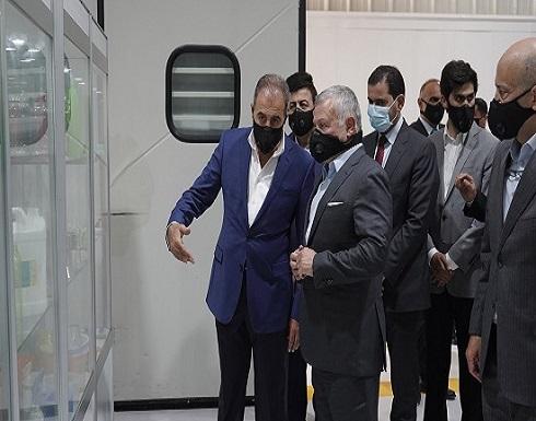 الملك: أهمية تطوير القطاع الصناعي لدعم الاقتصاد الوطني وتوفير فرص العمل