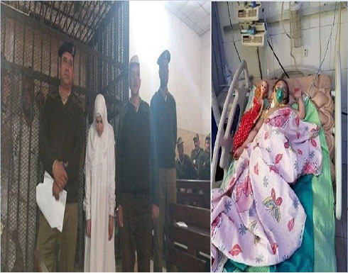 بالفيديو : السجن 6 سنوات لجدة قتلت حفيدتها تعذيبا في مصر