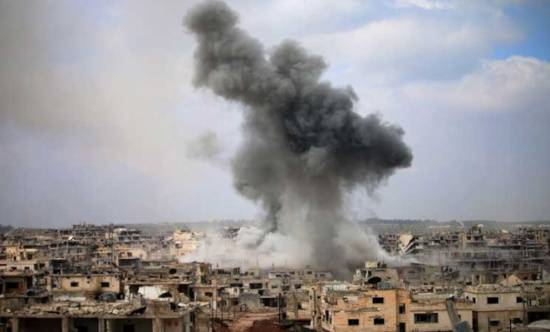 مقتل 15 مدنياً في قصف جوي على حلب وإدلب شمالي سوريا