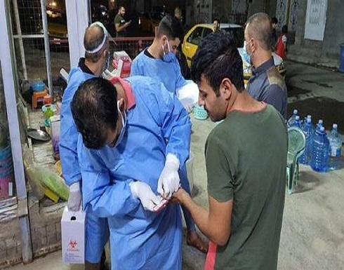 العراق يسجل 67 إصابة وأربع وفيات جديدة بفيروس كورونا