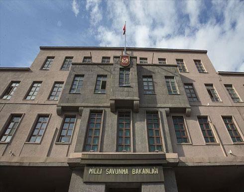 الدفاع التركية: تحييد 51 عنصرا من النظام السوري في إدلب