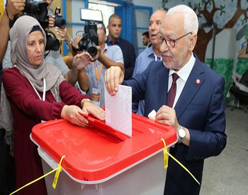 انتهاء الاقتراع بانتخابات تونس التشريعية ومؤشرات بفوز النهضة