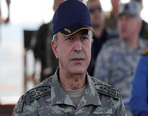 """تركيا: وجهنا ضربة لمسلحي """"العمال الكردستاني"""" في جبال قنديل بالعراق"""